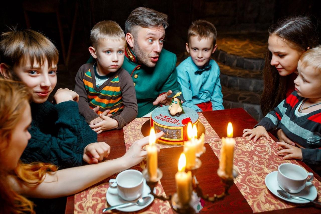 День рождения мальчика 8 лет где отметить